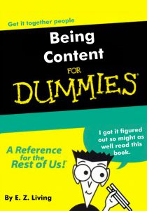 Being Content for Dummies